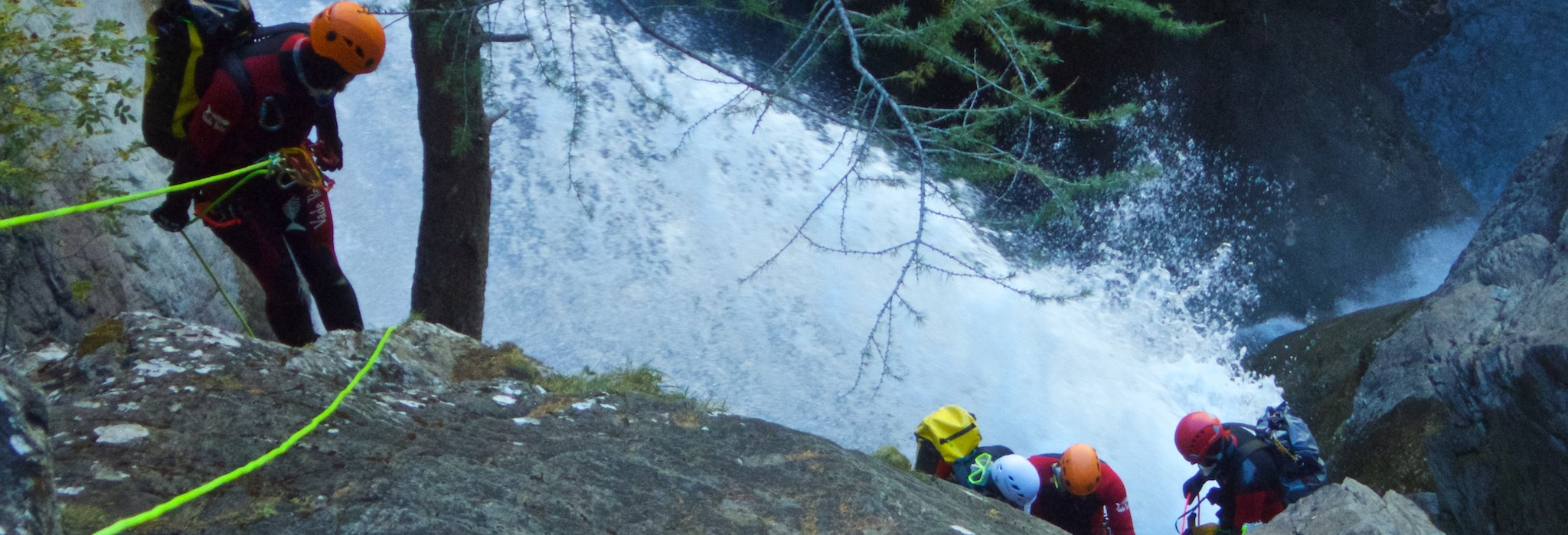 Canyoning Expert Tour Oules de Freissinieres